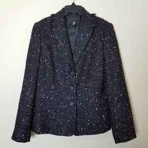 Tweed Style Blazer